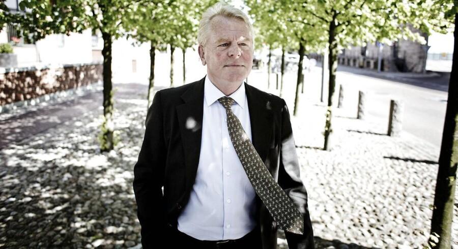 ØKs tidligere adm. direktør, Niels Henrik Jensen, afviser som formand for OW Bunker at have haft ansvar for kollapset.