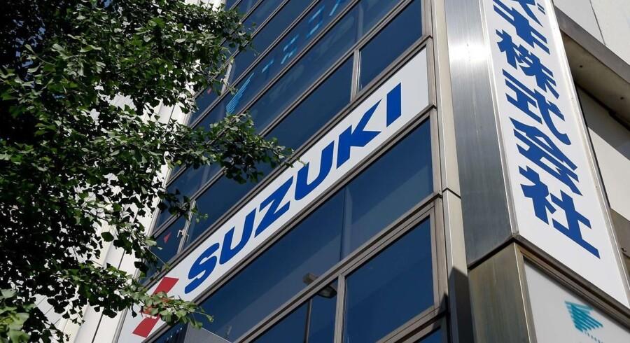 Japanske efterforskere har gennemført en razzia mod Suzukis hovedkontor efter forlydender om manglende overholdelse af reglerne for test af vindmodstand.