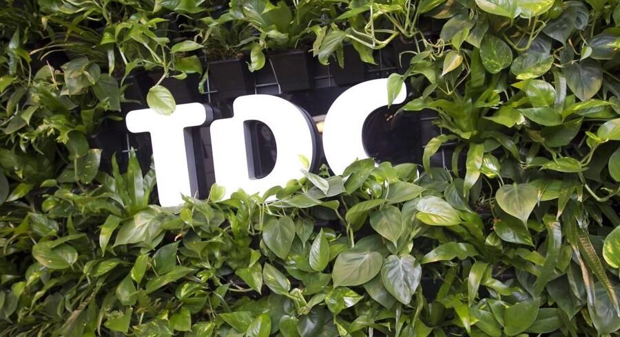 I forrige uge faldt TDC-aktien på få dage omkring 5 pct. og ramte netop omkring kurs 35. Siden er aktien dog steget omkring 10 pct. til det højeste niveau i 12 måneder efter opkøbsrygter.