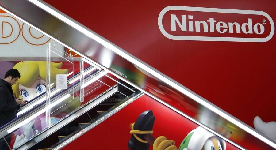 Nintendos nettoindtjeningen faldt til 29,1 mia. yen i de sidste tre måneder af 2015, fremgår det af spilproducentens forskudte regnskab tredje kvartal.