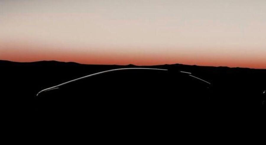 Faraday Future har planer om en førerløs bil, der vil tillade passagerer at bruge tid på andre ting end at køre bilen. Foto: Fadaray Future