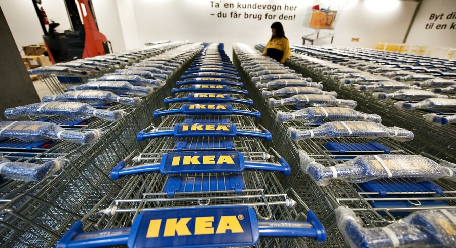IKEA Danmark leverer det bedste resultat i deres historie.