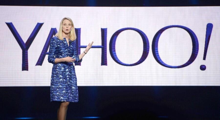 Yahoo har den seneste tid forsøgt at genere vækst, men virksomhedens strategi har været udfordret af faldende salgstal.