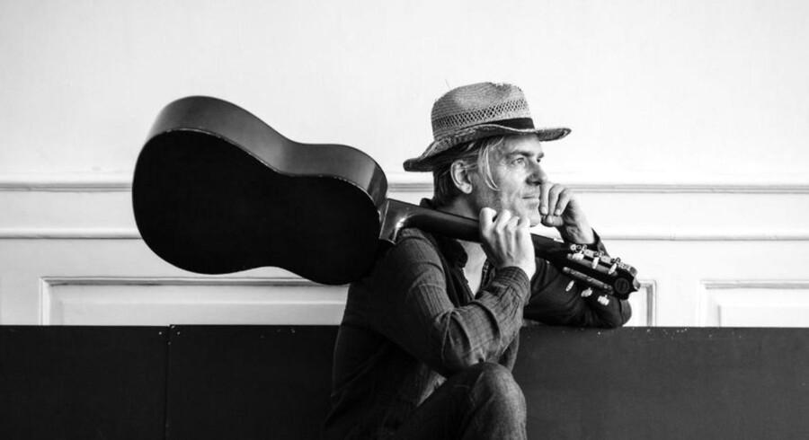 Efter 15 år i København er Peter A.G. Nielsen klar til at skrive sange om hovedstaden.