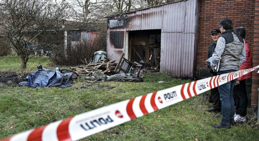 Arkivfoto: Der er ingen rygende pistol, der peger på en 34-årig deltidsbrandmand som manden bag 33 påsatte brande i Nordjylland.