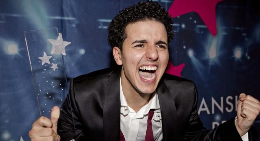 »Jeg er ikke indvandrer. Jeg er ikke indvandret til noget land,« måtte Melodi Grand Prix-vinderen Basim præcisere i et interview efter sin sejr.