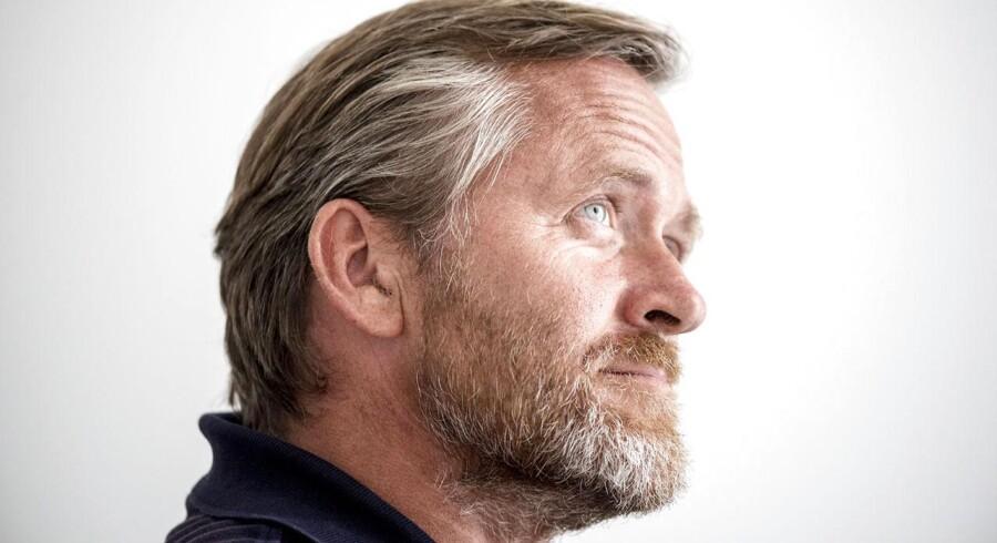 »Anders Samuelsen (billedet) burde bevæge sig uden for Christiansborgs mure og komme ud i den virkelige verden. Jeg synes, det er skamfuldt, og han kan ikke være det bekendt,« siger formand for 3F, Per Christensen.