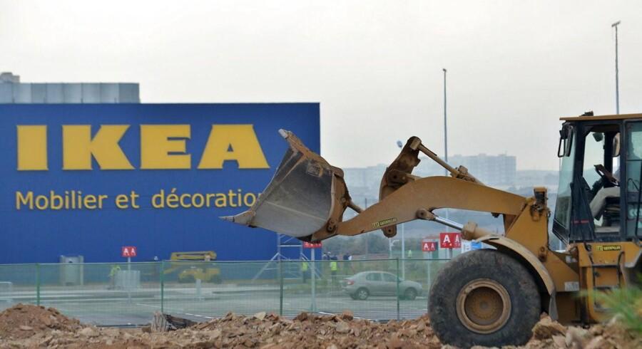 I mandags besluttede de marokkanske myndigheder at standse Ikeas første butik i Casablanca, Morokko.