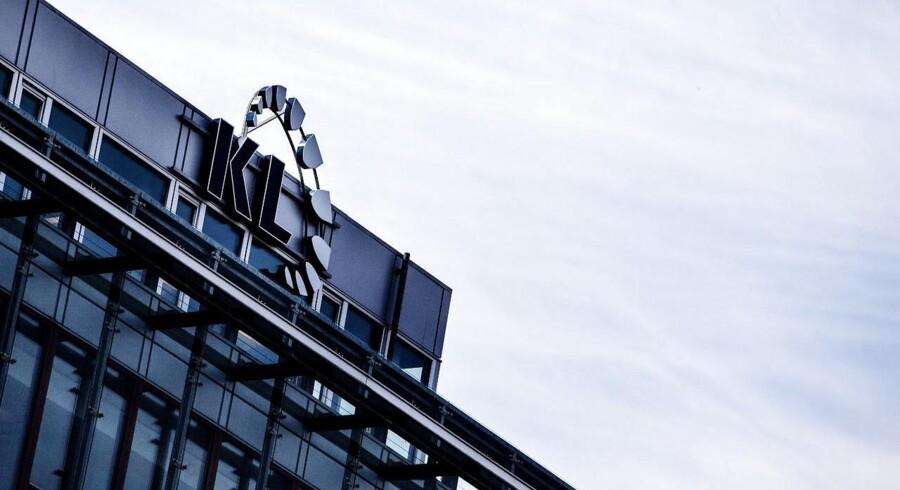 Kommunernes Landsforenings hovedkvarter på Islands Brygge, København
