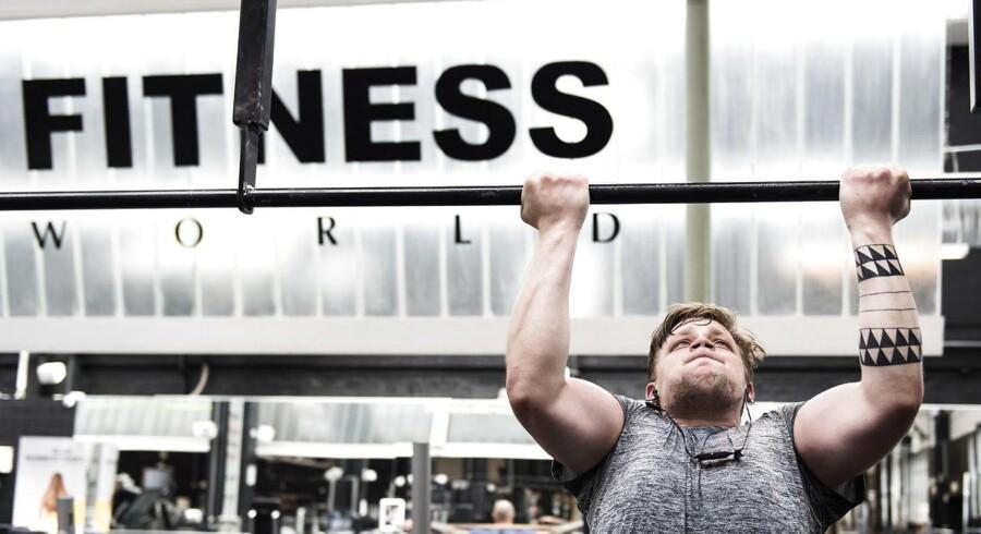 Det går fint for Fitness World, der i et nyt regnskab cementerer 1. pladsen som Danmarks største fitnesskæde