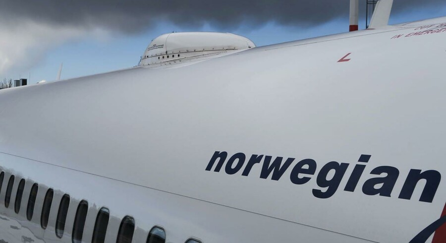 Norwegian fortsætter med at vokse, men yderligere ekspansion er ikke kun en dårlig ting for SAS i første omgang. (REUTERS/Pawel Kopczynski/File Photo)
