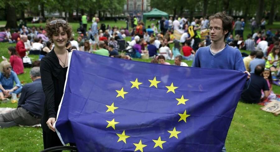 Den britiske folkeafstemning, der har sendt Storbritannien ud af EU, lader ikke til at påvirke danskernes syn på den danske økonomi i synderlig grad.