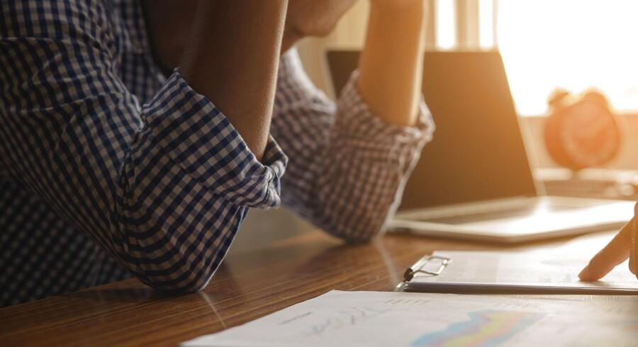 I sidste uges dilemma på Business.dk var teamchefen Troels i tvivl om, han skulle fortælle sin chef og kollegaer om sin stresstilstand.