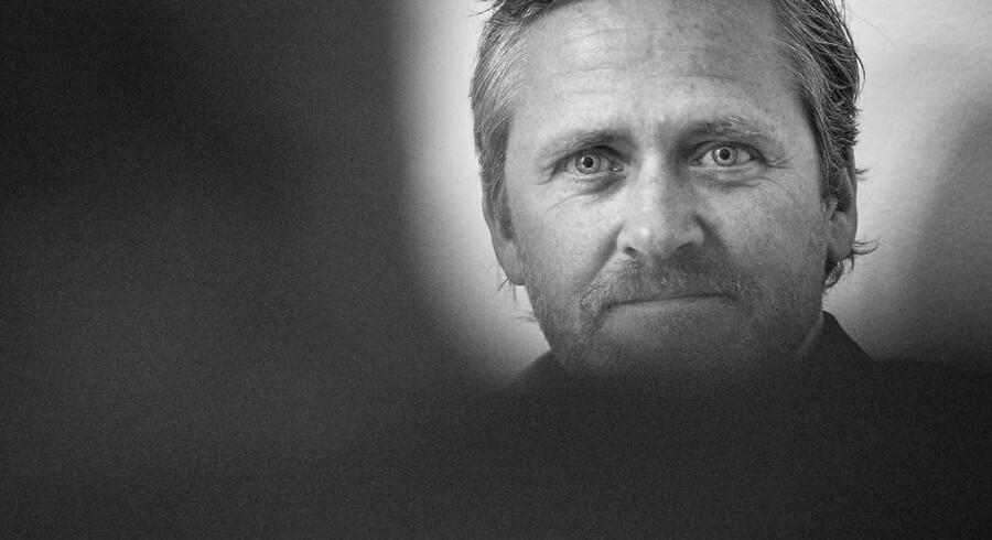 Portræt af formand for Liberal Alliance (LA) Anders Samuelsen