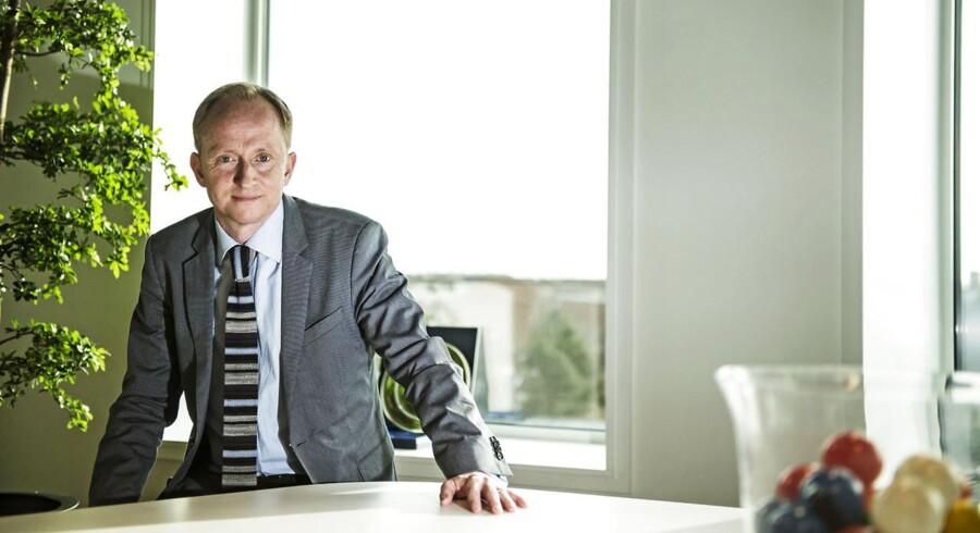 »Uden stabile klimamålsætninger, kan vi ikke forsvare flere investeringer i Danmarks grønne omstilling,« siger E.ONs direktør Tore Harritshøj.
