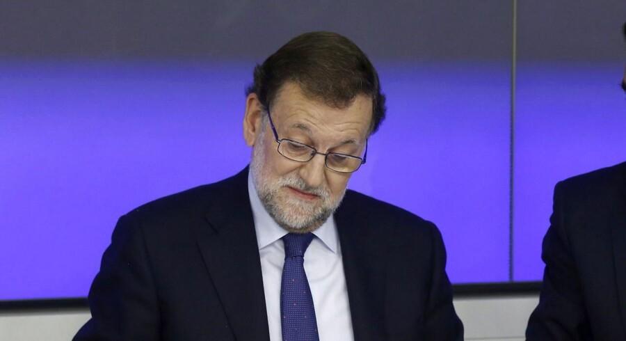 Rajoy siger efter valget, at han vil være fordomsfri under sine samtaler med de andre partiledere, når han skal forsøge at danne regering.