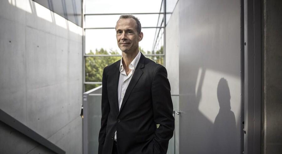 Bestyrelsesformand i Nilfisk, Jens Due Olsen.