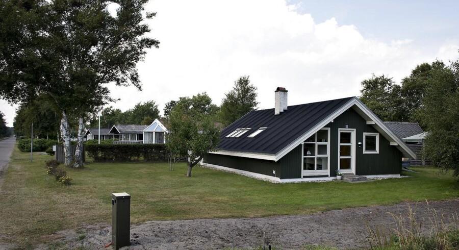 Arkivfoto: Sommerhuse.