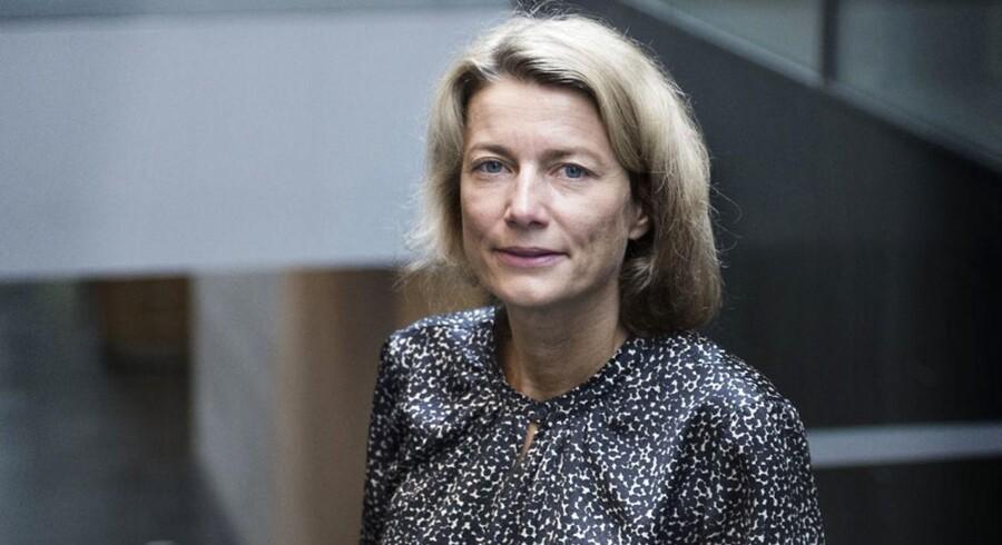 Topchef i KMD, Eva Berneke, har været på opkøb