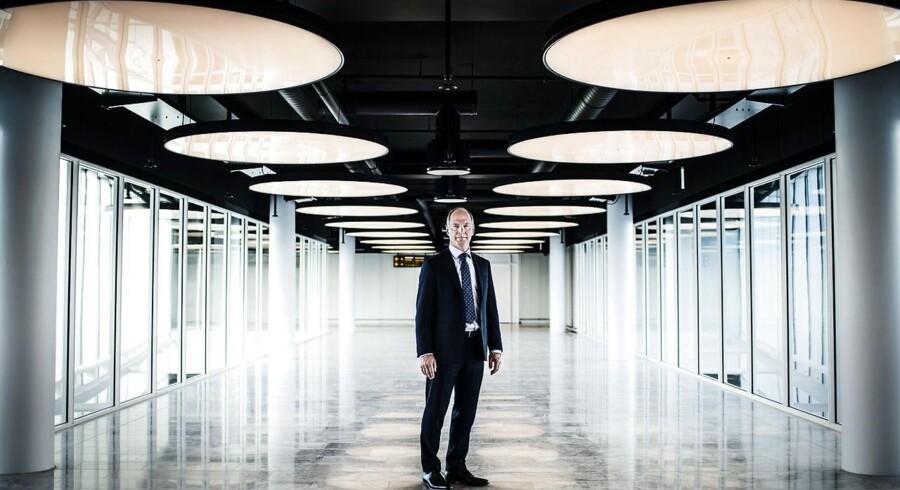 Administrerende direktør i Købehavns Lufthavn, Thomas Woldbye.