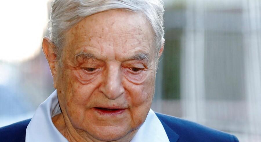 Mangemilliardæren George Soros frygter, at det britiske nej til EU kan udløse en ny finanskrise.