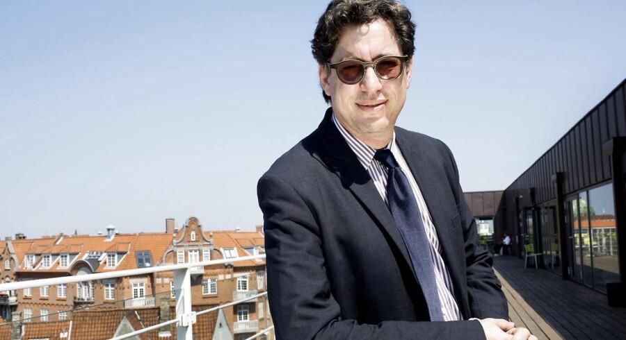 David Solomon, blogger
