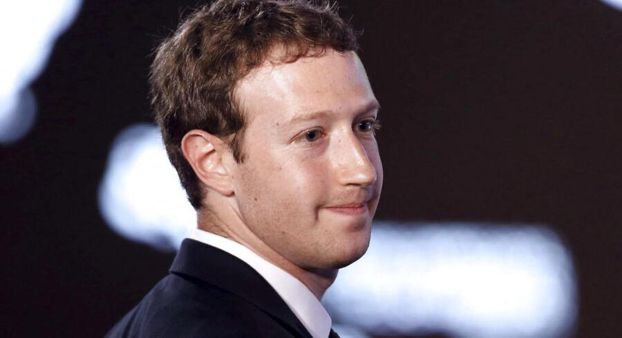 Hvornår slutter festen for Zuckerberg og co.? De fleste spår mediegiganten gode muligheder for at fortsætte væksten.
