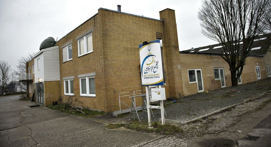 Meldingen fra S kommer efter dokumentarserien om moskeerne i Danmark