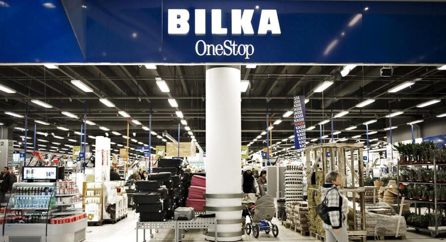 (ARKIV) af Bilka i København den 17. februar 2011.