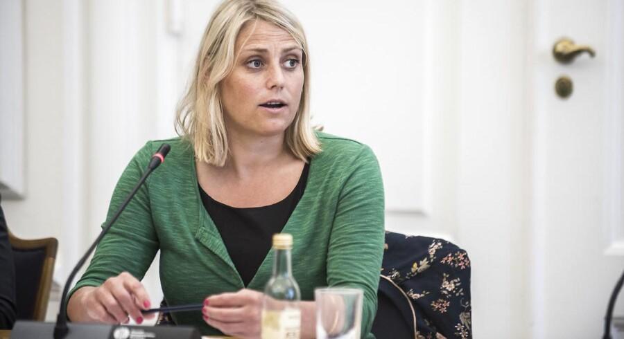 Socialdemokratiets retsordfører, Trine Bramsen