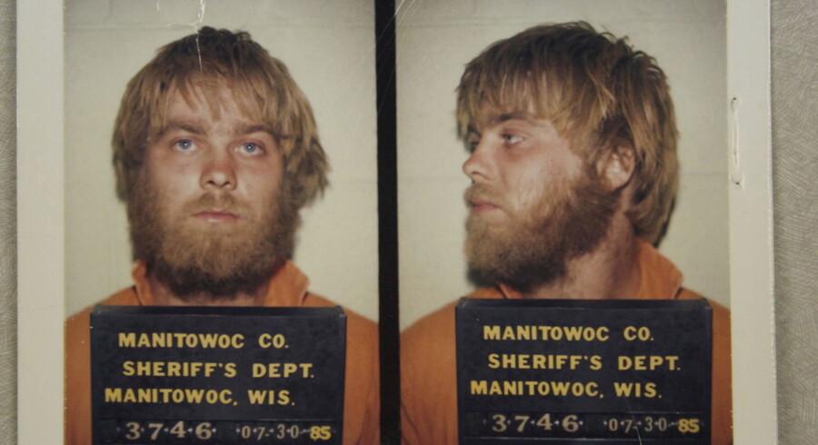Steven Avery bliver dømt for voldtægt i 80'erne. Efter 18 år i fængsel bliver han frifundet, men Steven Averys frihed varer kun ganske kort tid, før politiet anklager ham for mordet på fotografen Teresa Halbach. Foto: Netflix/Reuters
