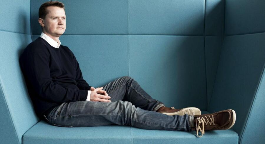 Peter Holten Mühlmann, der er stifter og medejer af Trustpilot, som han stiftede i 2007.