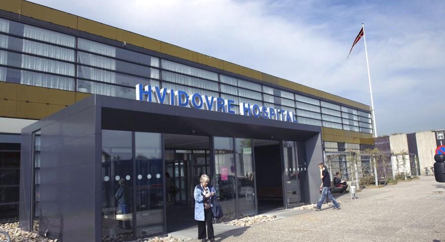 På Hvidovre Hospital risikerer gravide nu at blive henvist til Hillerød.