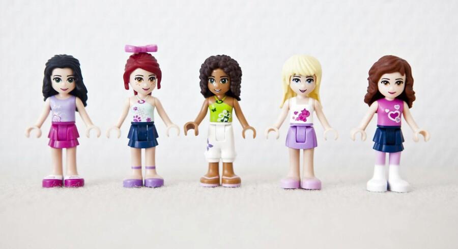 Lego Friends er et af Legos mest succesfulde universer, som nu får direkte konkurrence fra Mattels American Girl.