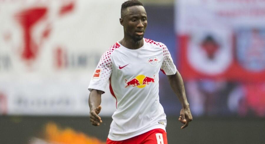 Naby Keita skifter til Liverpool fra næste sommer. Scanpix/Robert Michael
