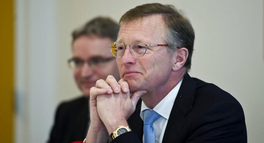 Nils Smedegaard Andersen tjener millioner på aktieoptioner