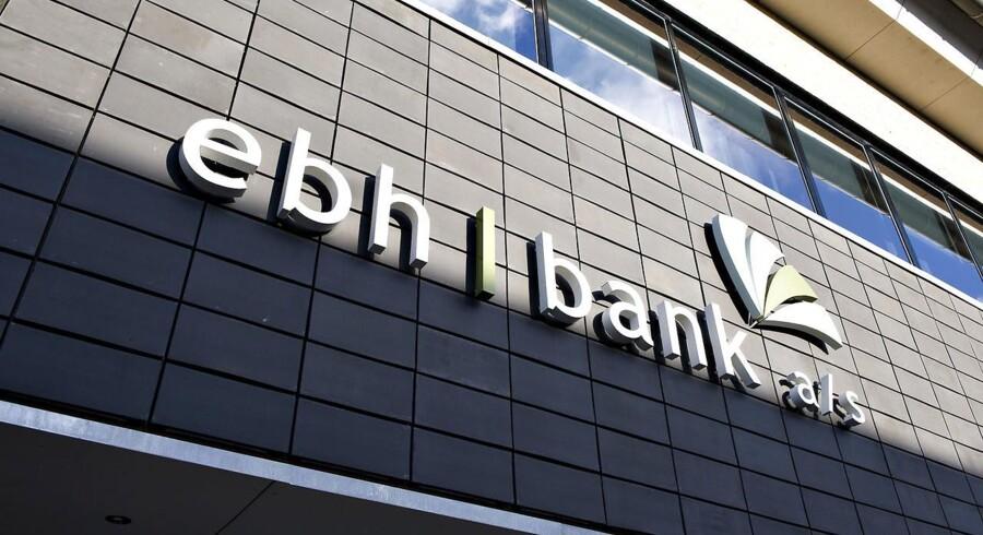 ARKIVFOTO: Det er ulovligt, mener advokat for eks-direktør i ebh bank om genbrug af politirapporter i erstatningssag.