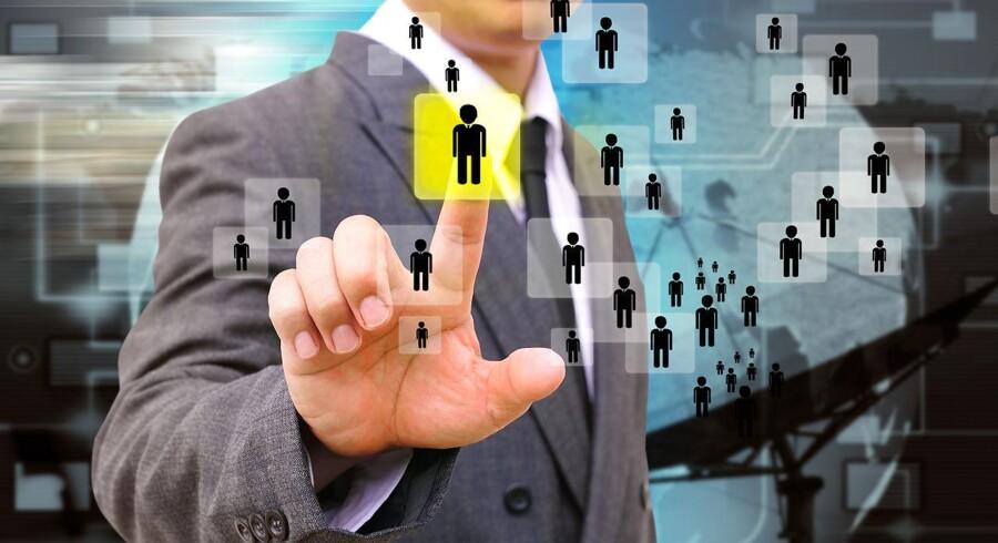 Flere og flere virksomhederne anvender vidt forskellige former for test for at finde den rette medarbejder.