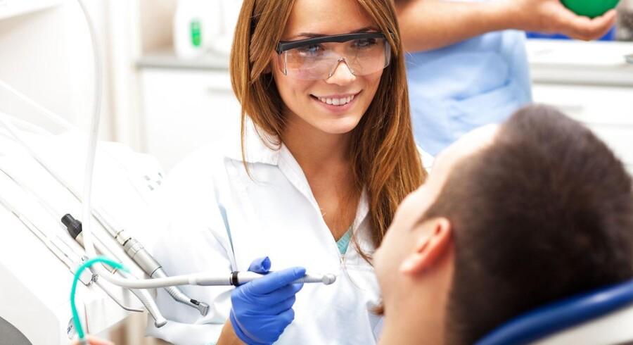 »Tandlægerne behøver ikke frygte en nedgang i indtjeningen.«