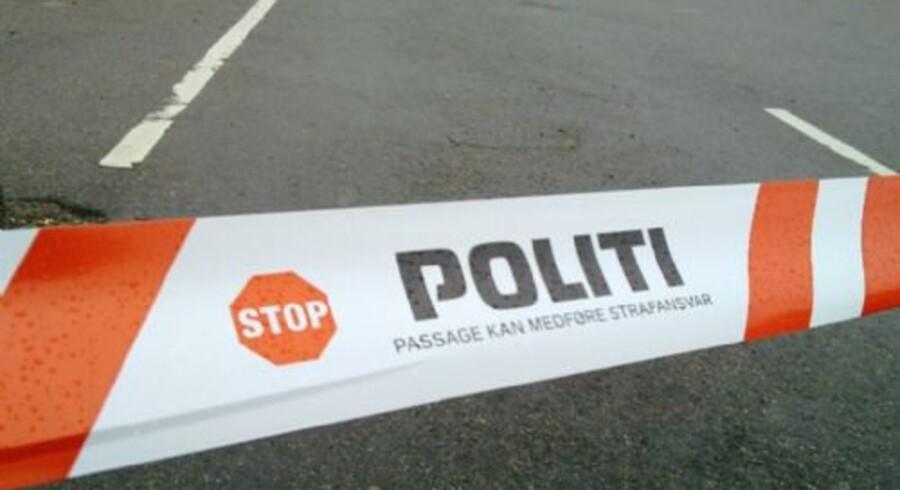 Sydsjællands og Lolland-Falsters Politi har tirsdag aften anholdt tre personer, der angiveligt planlagde en væbnet befrielsesaktion af en indsat i arresten i Slagelse. Free/Colourbox
