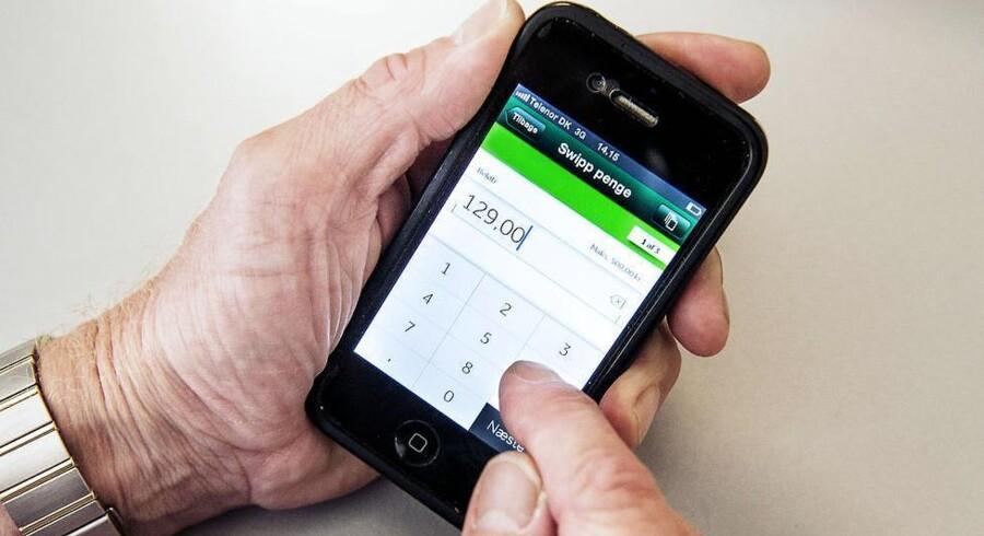 Inden to år forventer Swipp at slå Mobilepay på antallet af brugere.