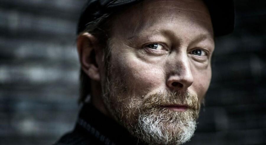 Skuespiller Lars Mikkelsen spiller med i ny film om terrorangrebet i 2001.