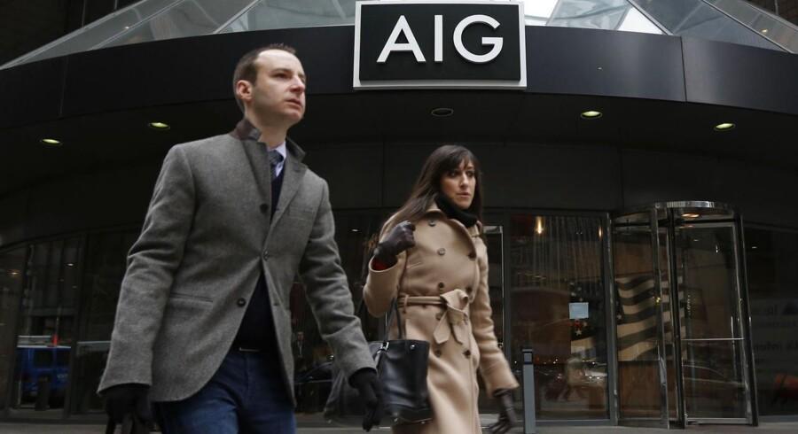Danskere kan nu blive forsikret mod krænkelser på internettet. Det er den amerikanske forsikringsgigant AIG, der står bag det nye forsikringsprodukt.