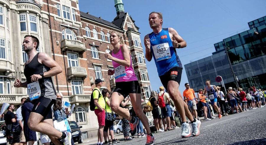 Copenhagen Marathon 2018.