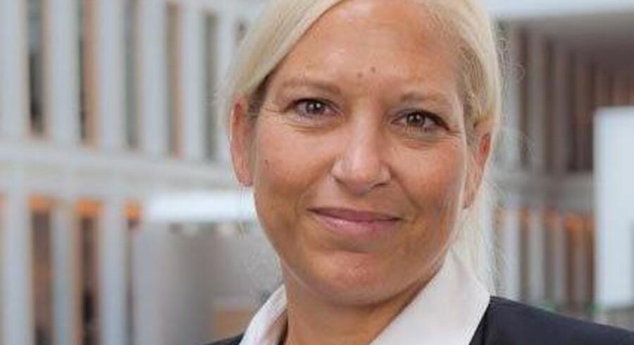 Der er internationalt swung over den nye topchef for Svitzer, Henriette H. Thygesen. Hun har været udstationeret flere gange for Mærsk Gruppen og har som ung studeret i udlandet. Hun taler seks sprog, herunder mandarin. Foto: Svitzer
