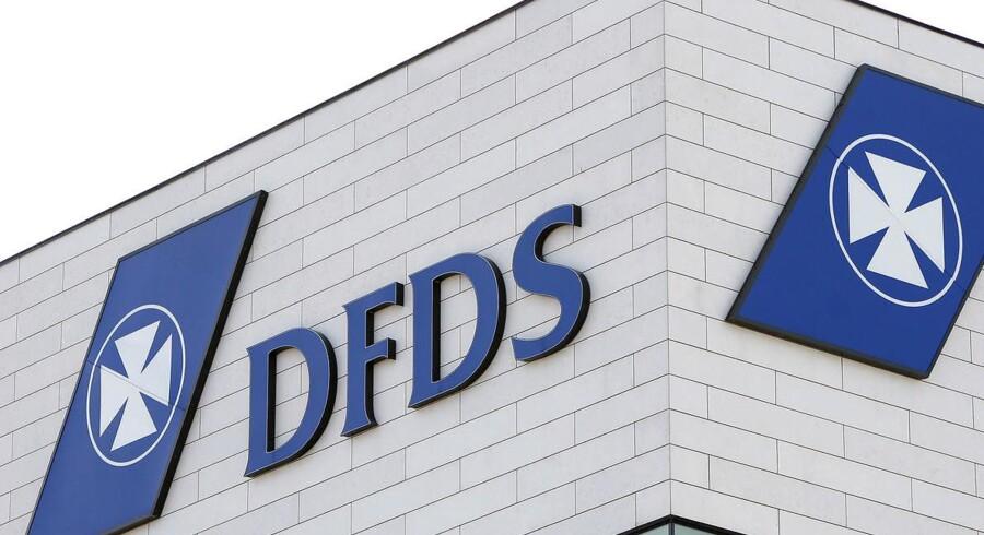 DFDS sejlede et større overskud i land.