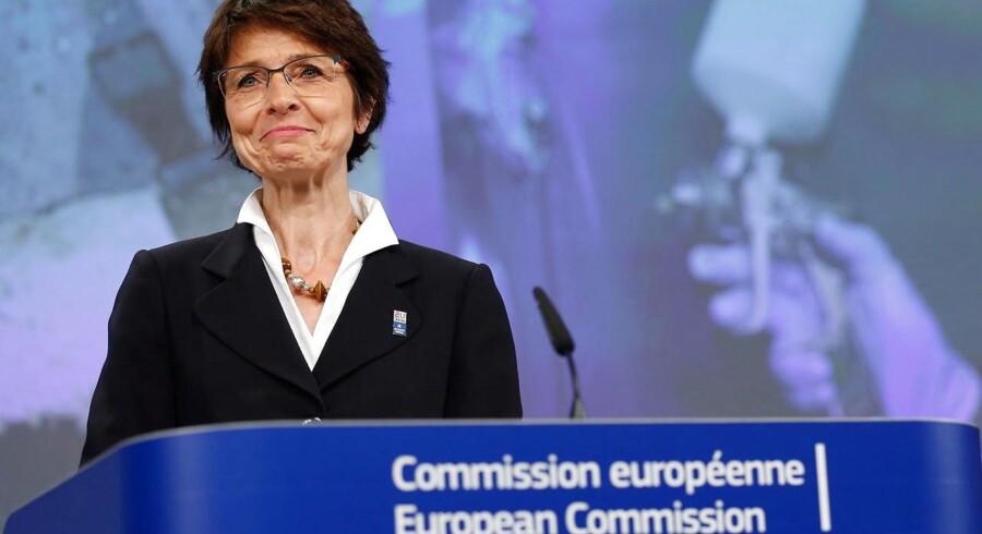 EU-kommisionens arbejdsmarkedskommisær Marianne Thyssen.
