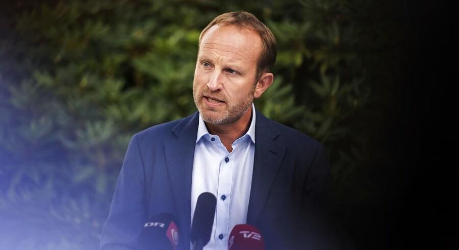 »Det er simpelthen ikke grøn idealisme, men grøn idioti,« siger tidligere klimaminister Martin Lidegaard (R).