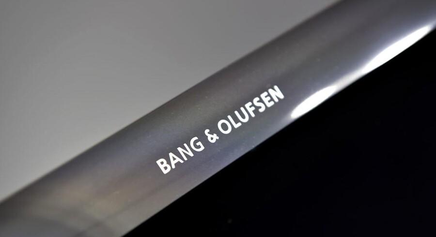 Arkivfoto. Bang & Olufsen, i Struer.