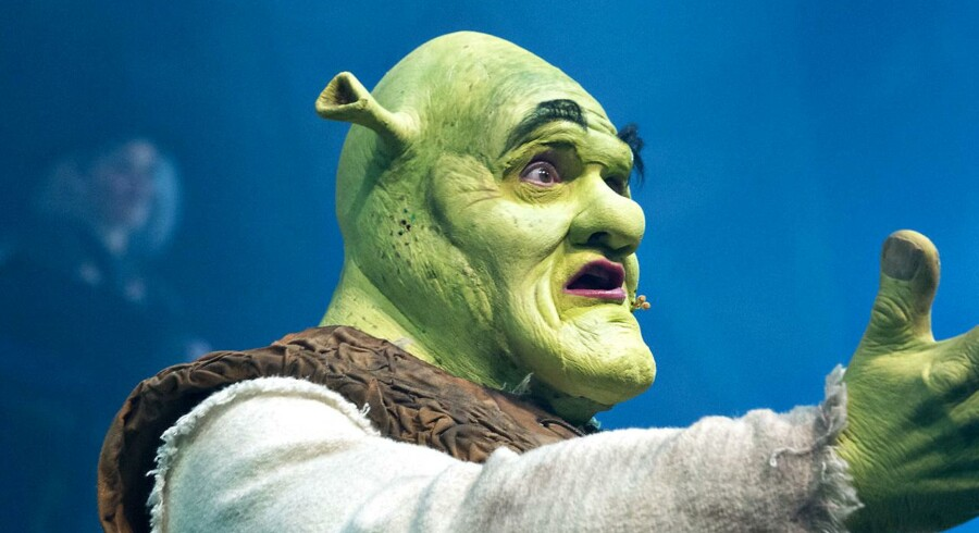 Universal Pictures smider 25 milliarder kroner på bordet for at overtage DreamWorks Animation. (Foto: Jens Nørgaard Larsen/Scanpix 2013)